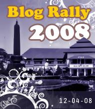 Blog Rally 2008