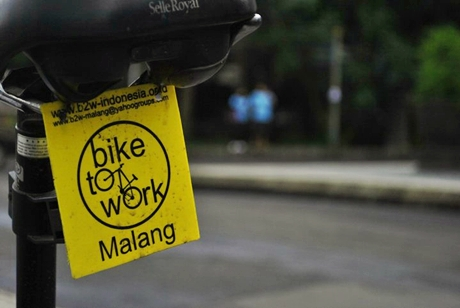 bike to work chapter malang