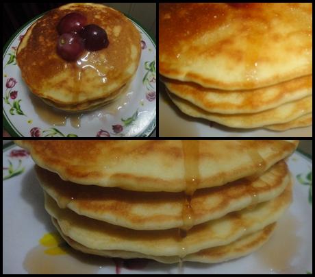 the pancake