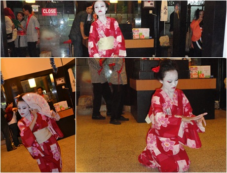Sugoi Tei - Tarian Jepang