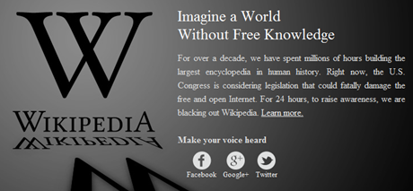 wikipediablackout