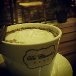 de chocolat cafe - hot dark chocolate