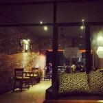 de chocolat cafe - balcony