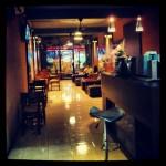 de chocolat cafe - interior