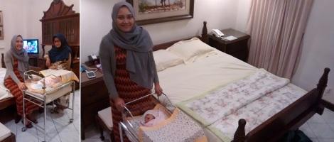kamar di Melati Husada