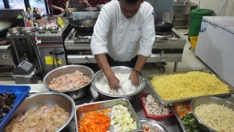 Suasana Kitchen