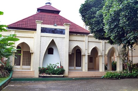 Masjid (photo by: Siti Rutmawati )
