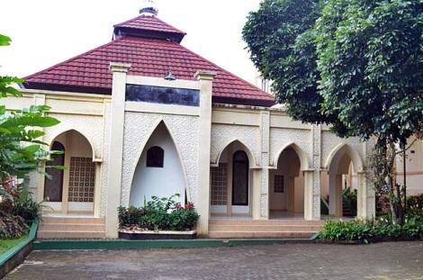 Masjid (photo by: Siti Rutmawati )